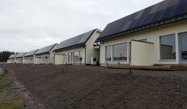 SSA Project mukana rakentamassa energiatuotannon suhteen Suomen omavaraisinta taloyhtiötä